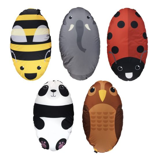 Animal Collection Bean Bags - Pack of 5 (Set 2)
