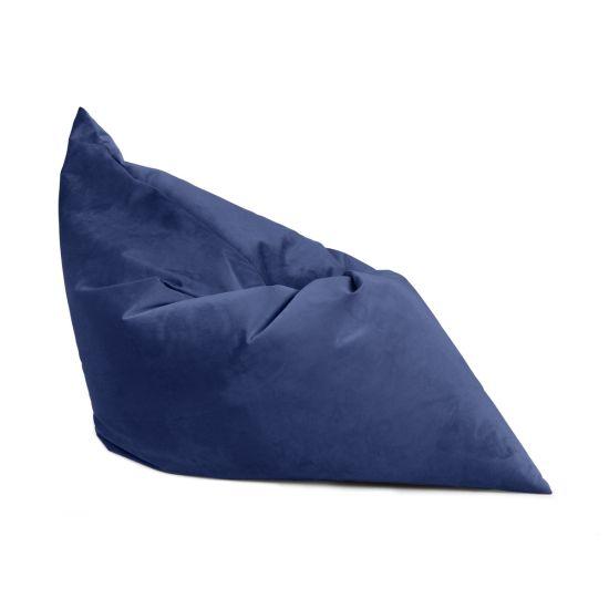 Designer Velvet Slab Bean Bag
