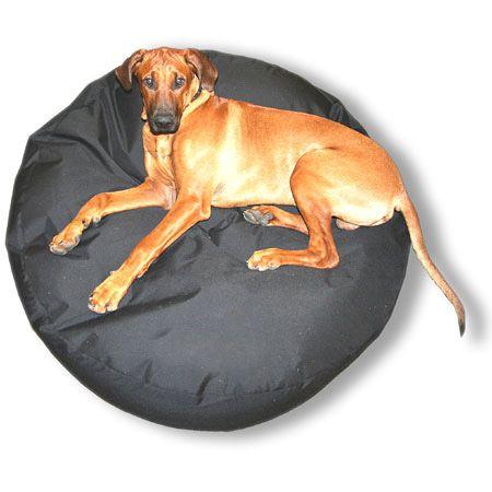 Big Round Dog Bed Bean Bag