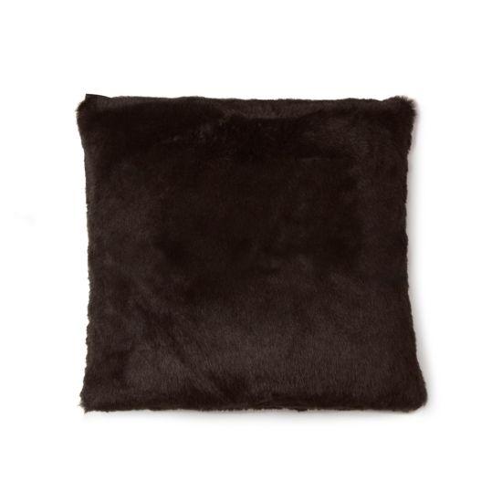 Faux Fur Cushion Bean Bag - Top