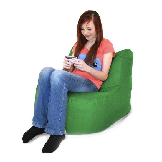 Kids Cotton Seat Bean Bag - girl