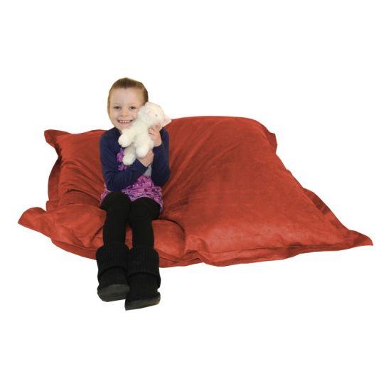 Kids Cotton Oxford Cushion Bean Bag - Little girl