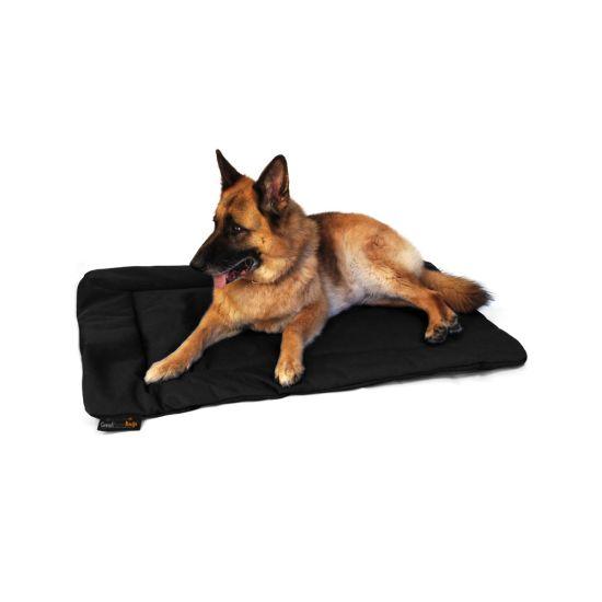 Large Dog Mat - Black