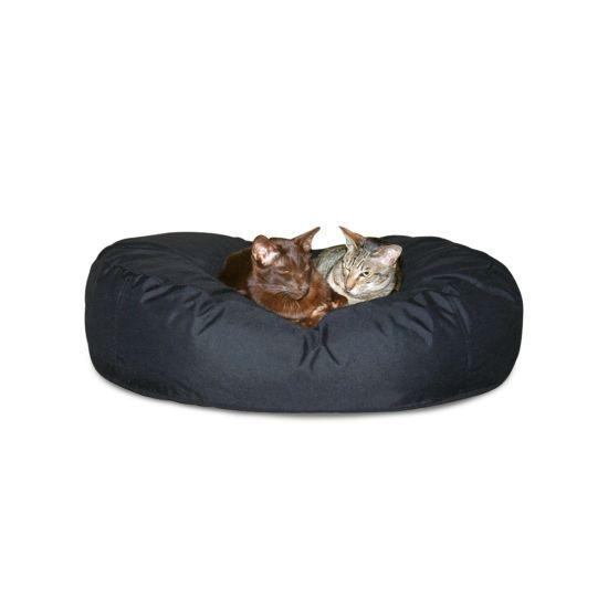 Medium Round Memory Foam Dog Bed