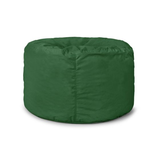 Primary Circle Bean Bag - Forest Green