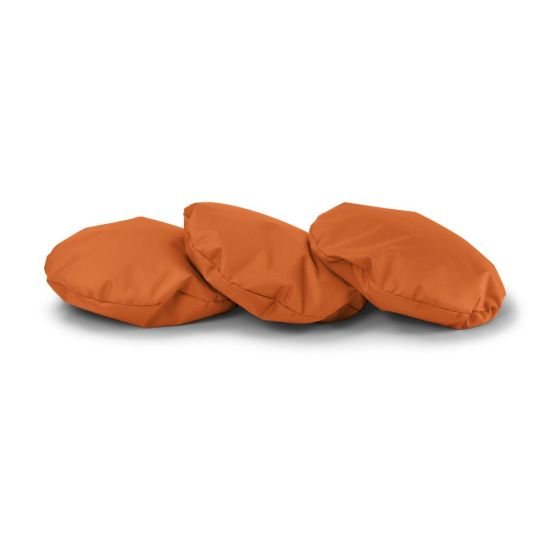Primary Scatter Cushions - Orange