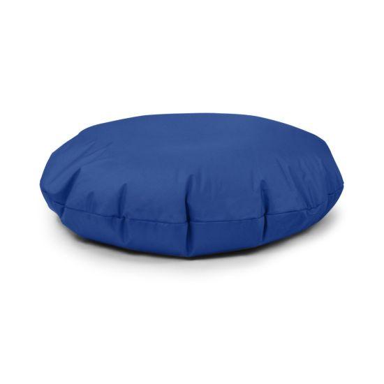 Indoor/Outdoor Cushion Bean Bag - Round - Royal Blue