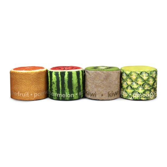 Secondary Fruit Stool Bean Bags - Pack of 4