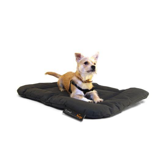 Small Dog Mat - Black