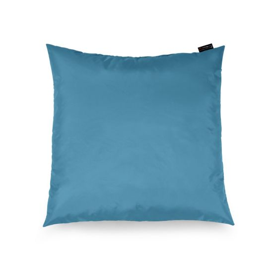 Indoor/Outdoor Cushion Bean Bag - Square - Sky Blue